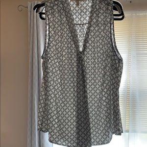 41 Hawthorn sleeveless top worn once
